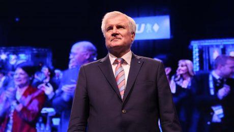 CSU-Parteichef Horst Seehofer. (Bild: A. Schuchardt)