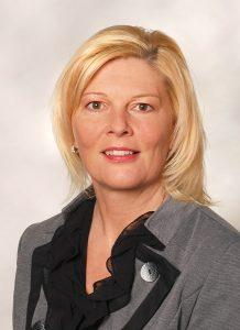 Silke Sagmeister-Eberlein, Stadträtin und CSU-Ortsvorsitzende. (Bild: CSU)