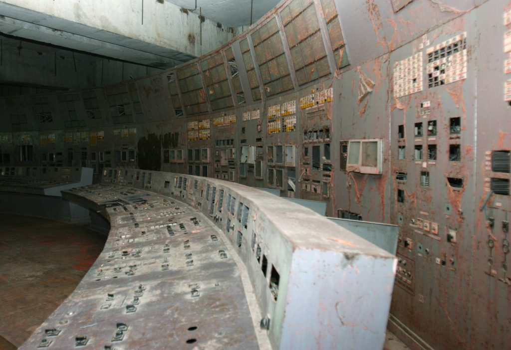 Pilz Tschernobyl
