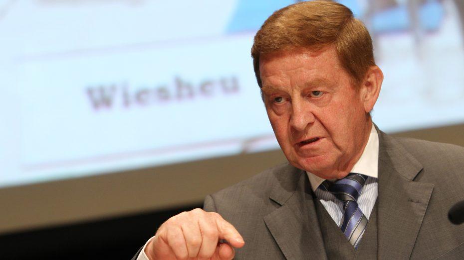 Otto Wiesheu wurde als Präsident des Wirtschaftsbeirats Bayern wiedergewählt. (Foto: Wirtschaftsbeirat Bayern)