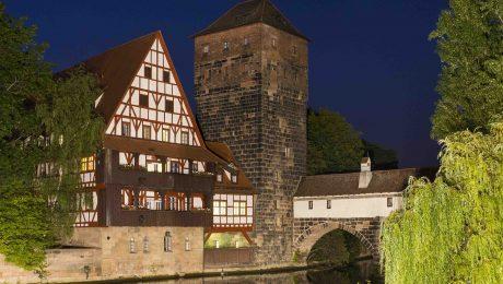 Nürnberg hat nicht nur mit seiner mittelalterlichen Altstadt kulturell sehr viel zu bieten. (Foto: Imago/Westend61)