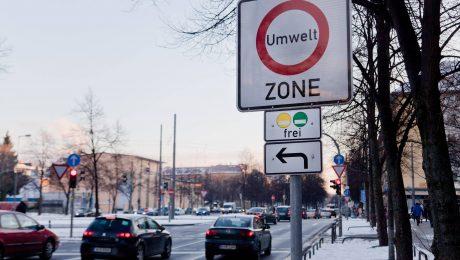 Keine Schadstoff-Bremse in Städten