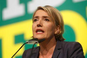 Parteivorsitzende Simone Peter. (Foto: Imago/R. Wölk)
