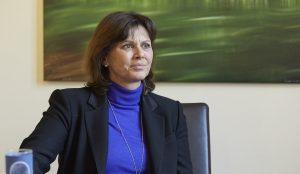Bayerns Wirtschaftsministerin Ilse Aigner. (Foto: Nikky Maier)