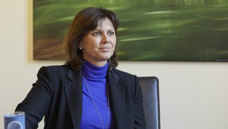 Ilse Aigner ist Bayerische Staatsministerin für Wirtschaft und Medien, Energie und Technologie. (Foto: Nikky Maier)