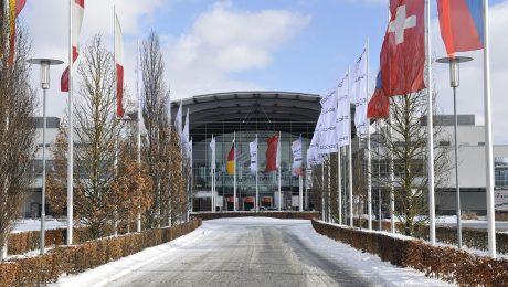 Die Weltleitmesse Bau 2017 findet alle zwei Jahre statt. (Bild: Messe München International)