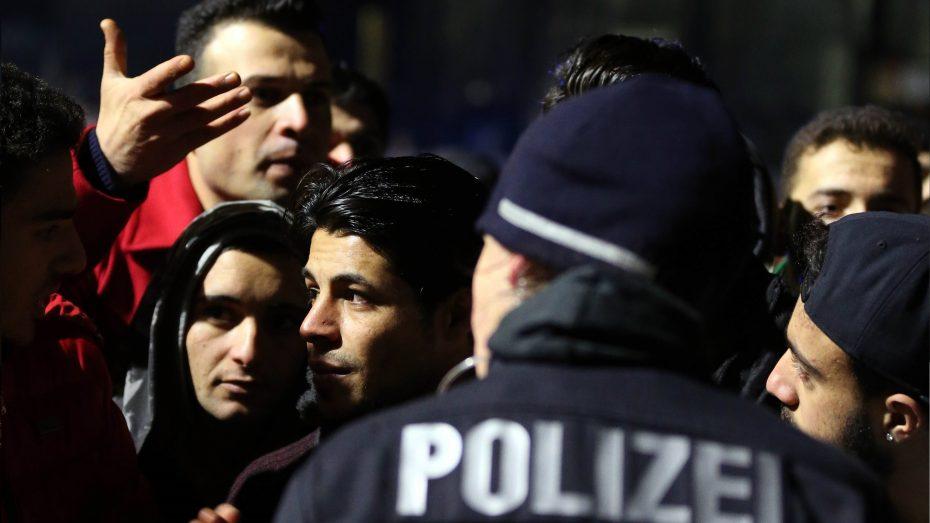 Neue (Un-)Sicherheit: Köln an Silvester und Deutschland von morgen? (Bild: Imago/Luo Huanhuan/Xinhua)