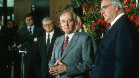 Zeuge und Akteur der Wiedervereinigung
