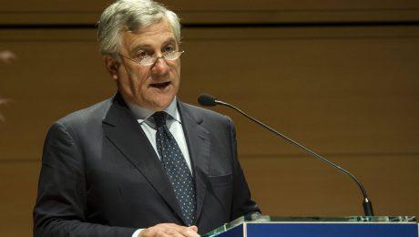 Tajani ist neuer EU-Parlamentspräsident