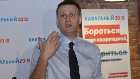Der Oppositionelle Alexej Nawalny hatte kurz vor seiner Verurteilung ein Wahlkampf-Büro in Putins Heimat St. Petersburg gegründet. (Foto: Imago/Russian Look)