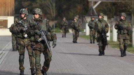 Mehrheit für Bundeswehr im Inneren