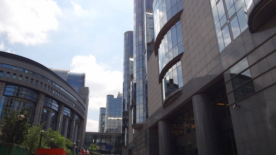 Das Europäische Parlament in Brüssel. (Foto: M.Dietrich)