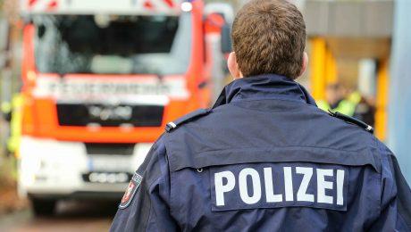 Polizisten und Rettungskräfte besser schützen
