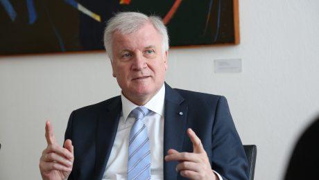 Bayerns Ministerpräsident Horst Seehofer (Foto: A. Schuchardt)