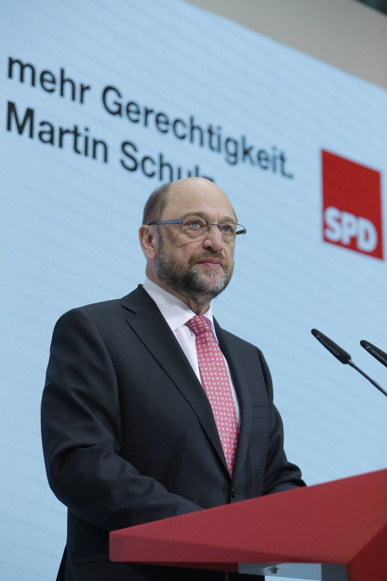 Pressekonferenz Deutschland