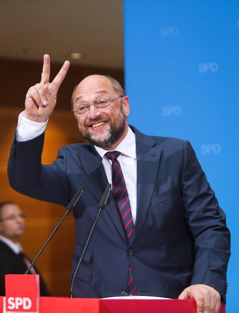 Martin Schulz Wo SPD Drauf Steht Ist Leider SPD Drin – Bayernkurier