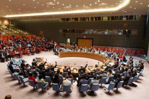 Beschlüsse der UN-Generalversammlung sich völkerrechtlich nicht bindend. (Foto: Picture Alliance/Xinhua)  