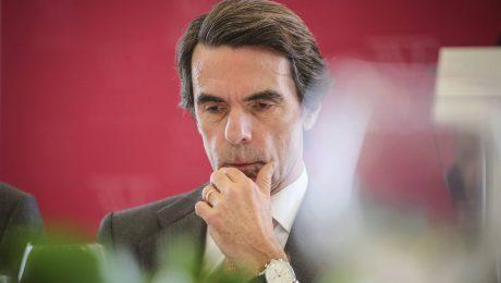 Der ehemalige spanische Ministerpräsident José Maria Aznar. (Bild: imago)