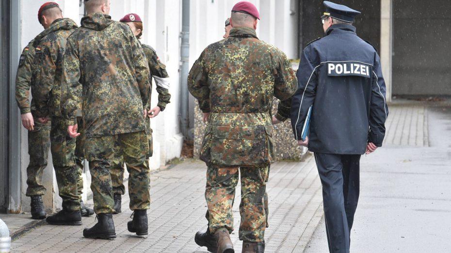 Sicherheit  Der Undenkbare Fall  U2013 Bayernkurier