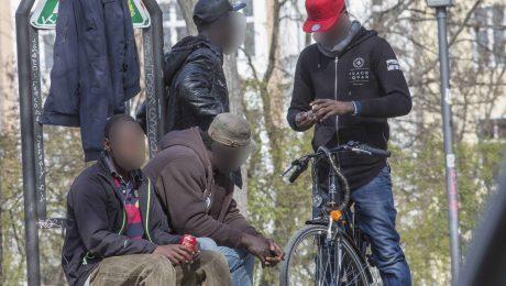 Kapitulation vor Drogenhändlern