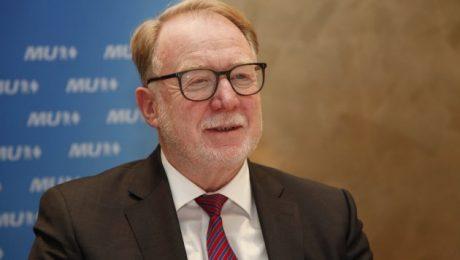 Der Vorsitzende der MU, Hans Michelbach, MdB. (Bild: MU)