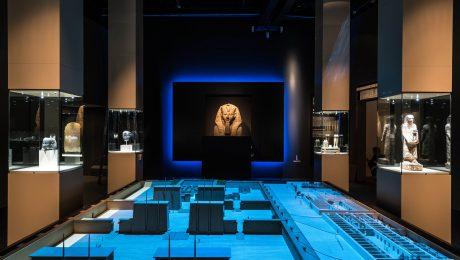 200.000 Besucher werden zur Pharao-Ausstellung erwartet. (Bild: Rosi Raab)