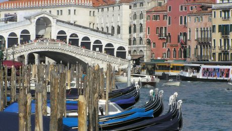 Verhindert: Anschlag in Venedig