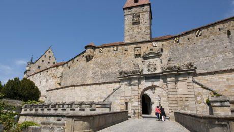 Ort der Reformation: die mittelalterliche Veste Coburg, auf der Martin Luther ein halbes Jahr lang lebte. (Foto: Imago/Imagebroker)