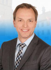 Bürgermeister Matthias Schneider (Foto: M. Schneider)