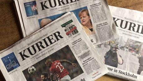 Bayreuther Zeitung auf Sparkurs