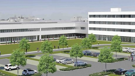 Modernste Kabelfabrik Europas