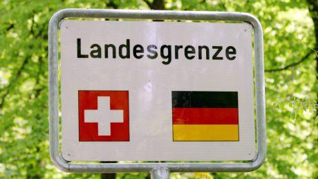 Schlupfloch in der Schweiz