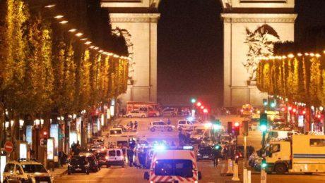 Paris im Ausnahmezustand
