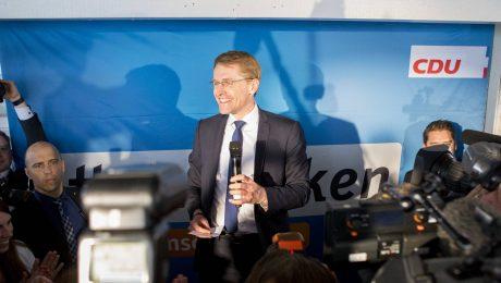CDU gewinnt in Kiel