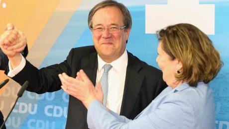 Glücksgefühle bei der CDU