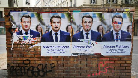 Hacker-Attacke auf Macron
