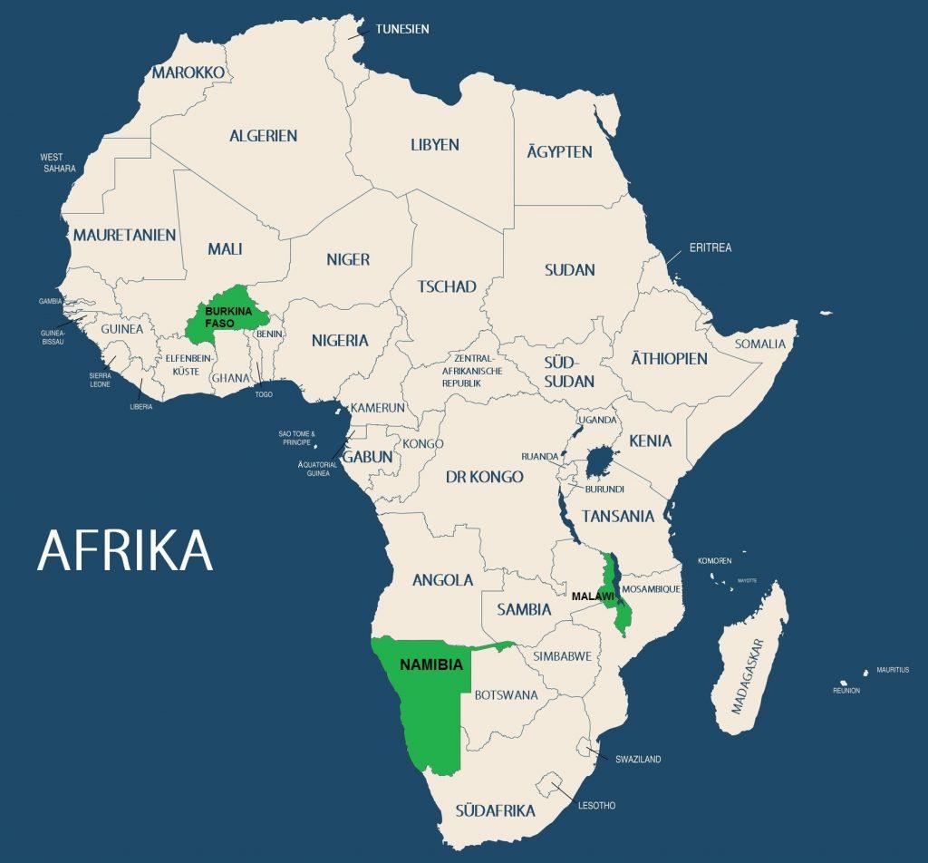 Donau Ries Schulen Fur Afrika Bayernkurier