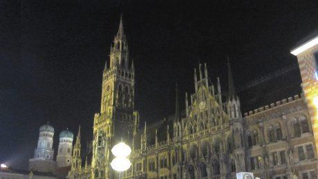 München schwarz halten