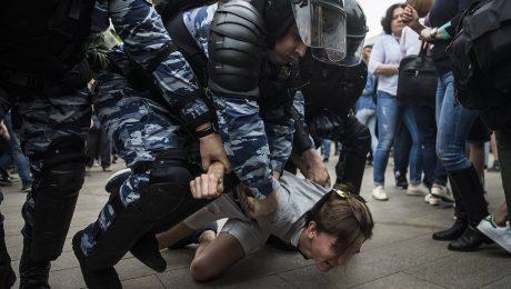 Russland erstickt Opposition