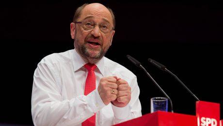 Schulz verliert die Nerven