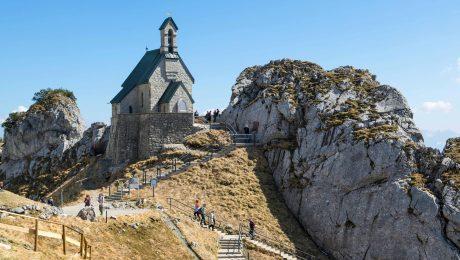 Höchste Kirche wieder offen