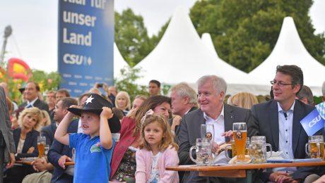 Bayern ist Familienland