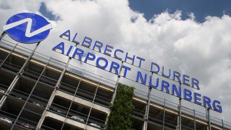 Passagier-Rekord am Flughafen