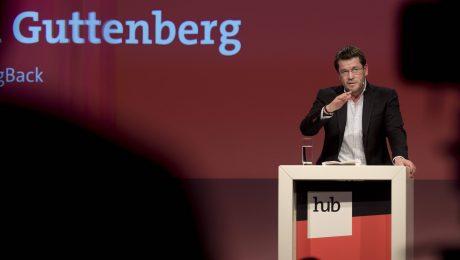 Sehnsucht nach zu Guttenberg