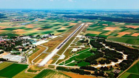 Airport im Steigflug