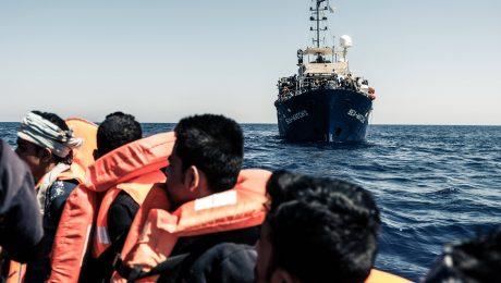Mittelmeerroute schließen