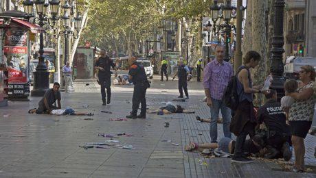 LKW-Anschlag in Barcelona