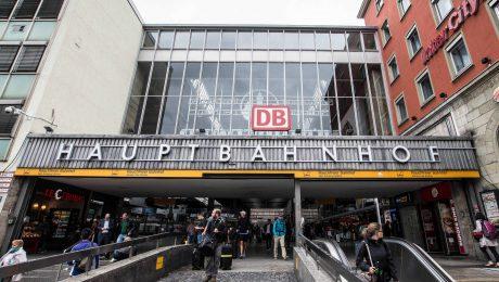 Hilfe am Hauptbahnhof