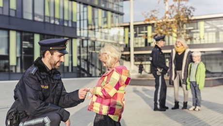 Ein Gesetz für die Sicherheit der Menschen