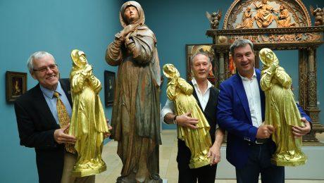 Madonnas goldene Replikanten